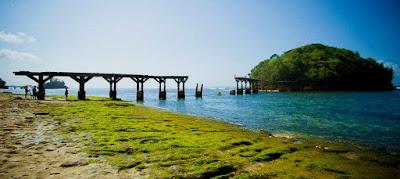Wisata Pantai Jembatan Panjang Malang