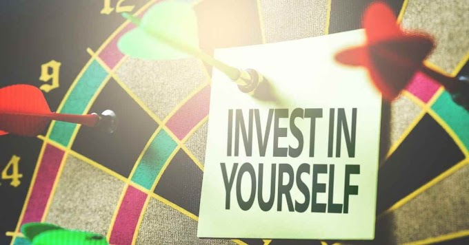 Invest In Yourself What Can You Do In A Day, Month, Or Year?
