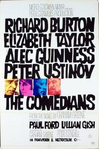 Watch The Comedians Online Free in HD