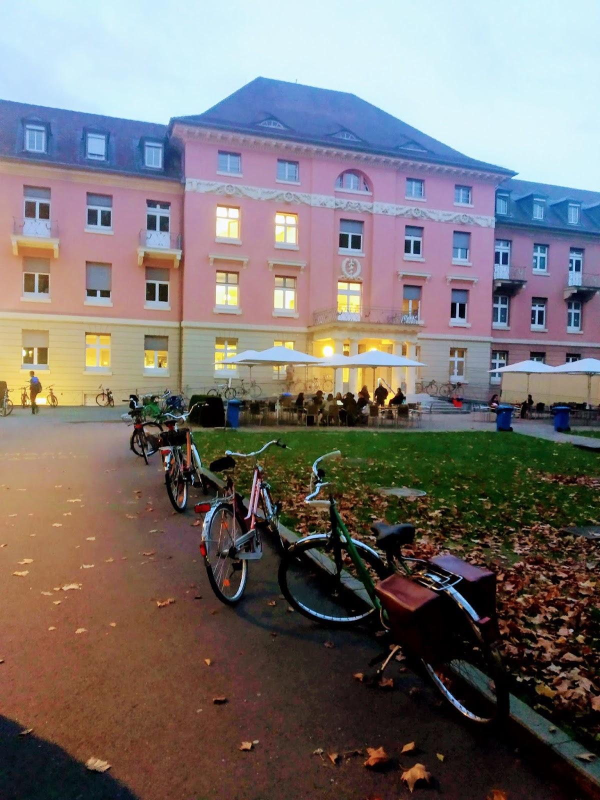 Bergheim campus 1