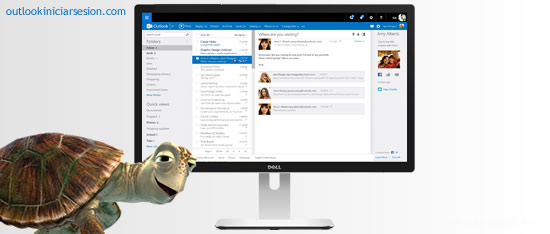 Outlook es muy lenta al iniciar sesion
