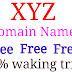 Free .xyz domain name 2020