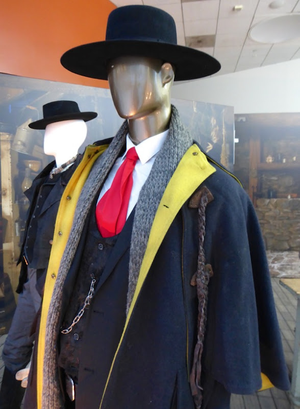 Major Marquis Warren The Hateful Eight costume