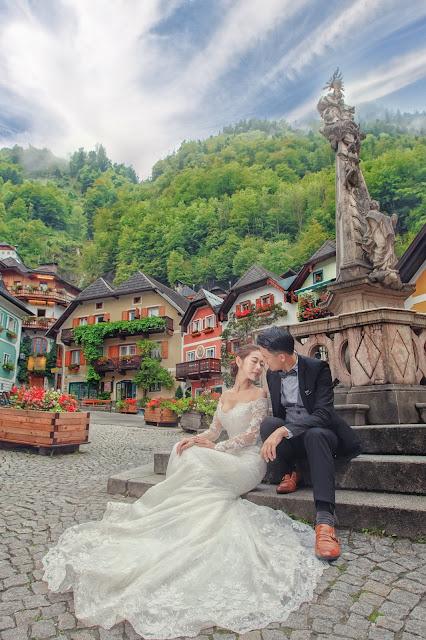HALLSTATT海外婚紗
