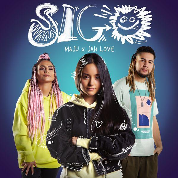 Maju – Sigo (Feat.Jah Love) (Single) 2021 (Exclusivo WC)