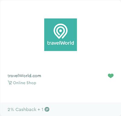 travelWorld→ Вземи 2% CachBack