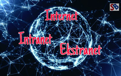 Internet intranet dan ekstranet