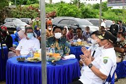 Murad Ismail Jelaskan Pengembangan Ekspor Ikan di PPN Dumar Tual