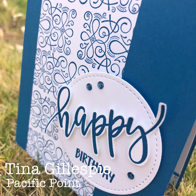 scissorspapercard, Stampin' Up!, Colour Creations, Ornate Style, Pretty Perennials, Itty Bitty Birthdays, Stitched Shapes Dies, Stamparatus