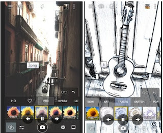 Cameringo + Effect Camera versi 2.7.86 APK