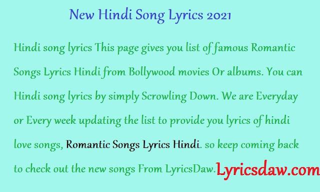 Dating whatsapp lyrics status ❤️ 2021 in best hindi song DownloadNew Female