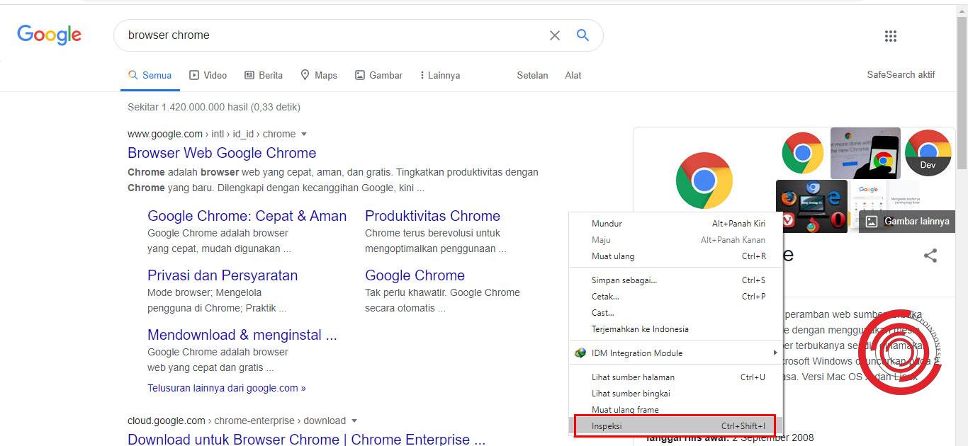 Cara Merubah Tampilan Browser Desktop Menjadi Mobile Seperti Di Android Kepoindonesia