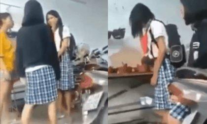 Mâu thuẫn trên mạng, nữ sinh lớp 6 bị 'đàn chị' cùng trường thay nhau đánh đập