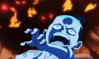 One Piece Episodio 910