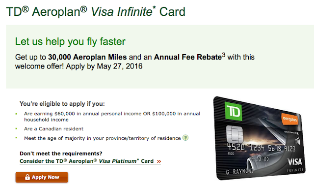 Td Aeroplan Card Car Insurance