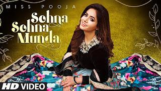 SOHNA SOHNA MUNDA (इक सोहना सोहना मुंडा Lyrics in Hindi) - Miss Pooja