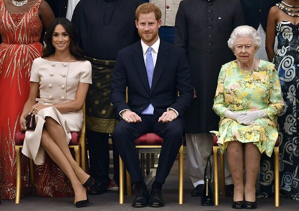 Queen Elizabeth has formally relinquished Prince Harry and Meghan Markle of their honorary military appointments and Royal Patronages