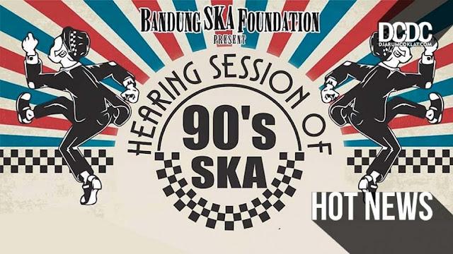 Berbagi Cerita Bersama Bandung Ska Foundation