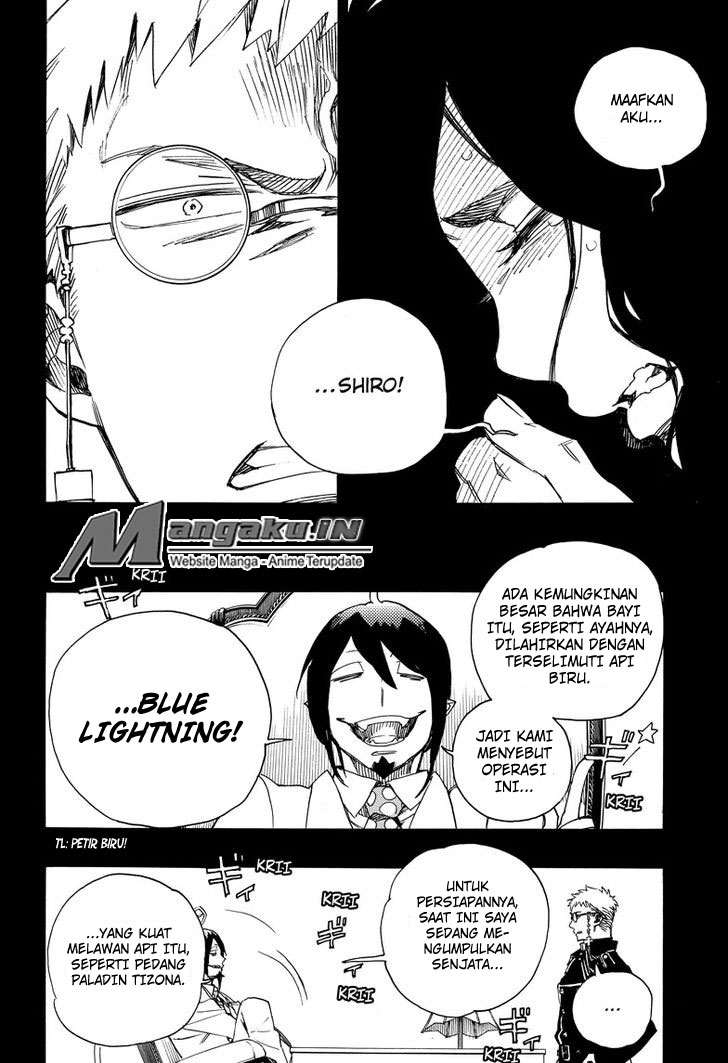 Ao no Exorcist Chapter 108-24