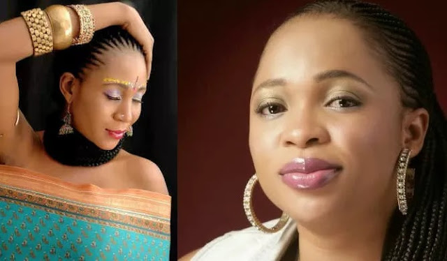 Nollywood Actress Kemi Afolabi Accused Of Borrowing Clothes From She Baby