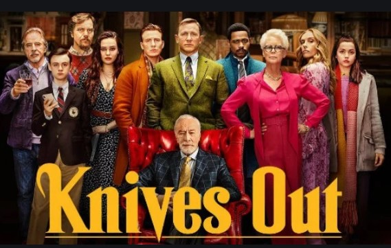 Review Film Knives Out : Mengungkap Pembunuh Penulis Novel Misteri