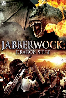 Poster Of Jabberwock Dragon Siege (2011) In Hindi English Dual Audio 300MB Compressed Small Size Pc Movie Free Download Only At worldfree4u.com