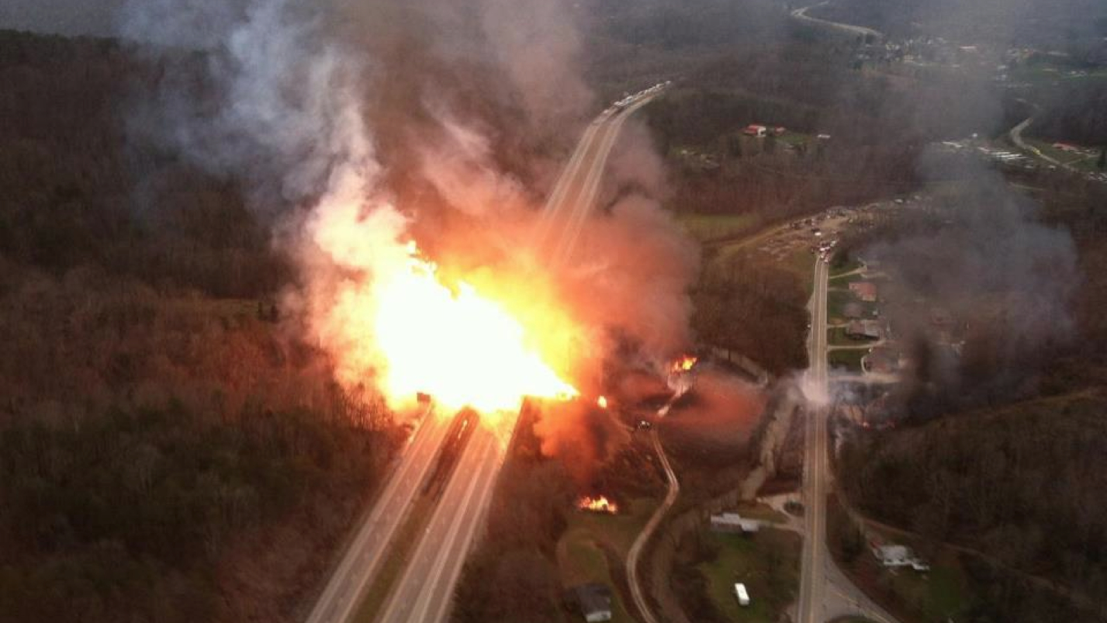 Sciency Thoughts Gas Pipeline Explosion In West Virginia