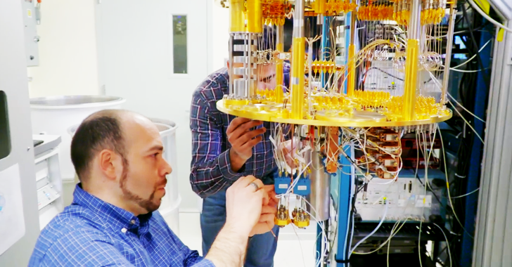IBM launches its Quantum Computer Free for Everyone on the Cloud