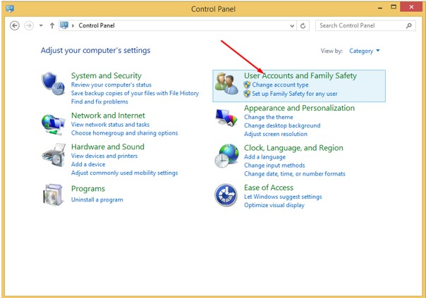 Cara Mengganti Nama User Account di Windows 8