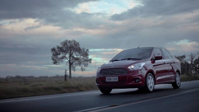 Ford Ka 2017 - redução de preço