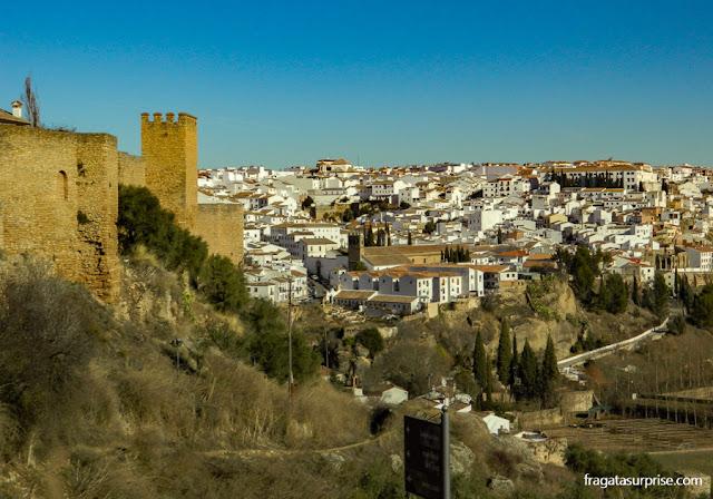 Muralhas de Ronda, Andaluzia