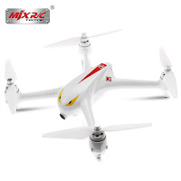 MJXRC Bugs 2 B2 Quadcopter Front View