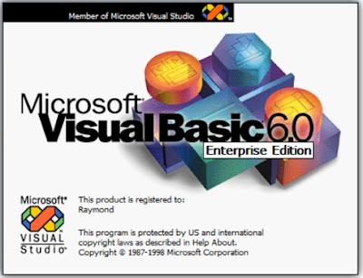 PRESIONE CLICK EN DESCARGAR PARA BAJAR VISUAL BASIC 6