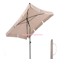 Logo Vinci gratis un bellissimo ombrellone da giardino (valore oltre 40€)