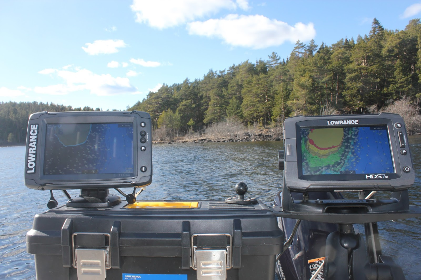 Team Colibri What Is The Difference Between Lowrance Hds And Elite Ti Chirp Wiring Diagram 5
