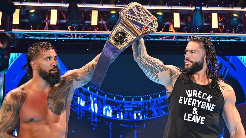 Friday Night SmackDown atinge grande média de audiência
