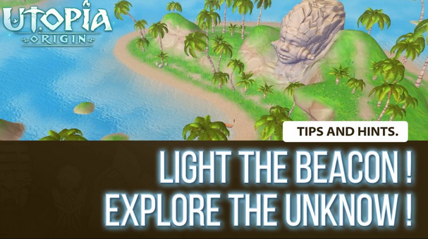 Cara Mengaktifkan Beacon Dan Membuka Map di Utopia: Origin