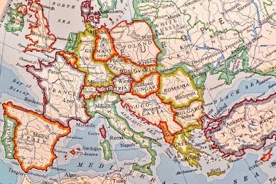 منهجية تحليل واستقراء الخريطة