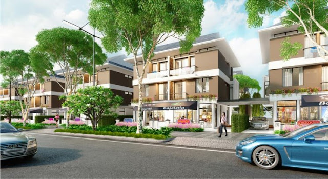 Dự án bán nhà Dương Nội Hà Đông - Cơ hội đầu tư đấy tiềm năng