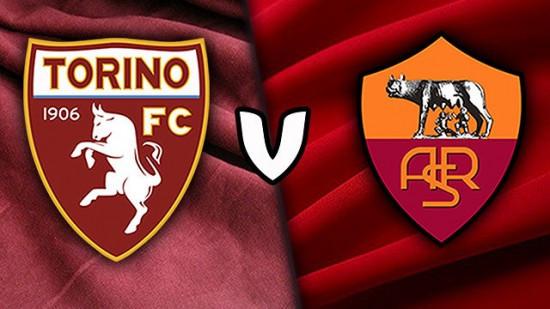 مشاهدة مباراة روما وتورينو بث مباشر