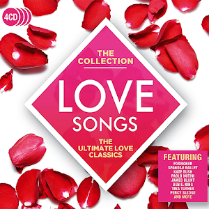 1 - Love Songs The Collection (2017)