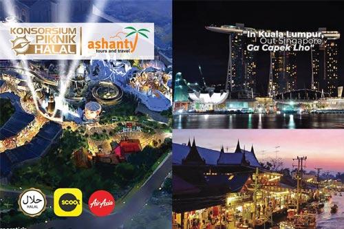 tour singapore malaysia thailand dari surabaya