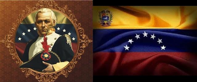 Francisco de Miranda, el hijo de la panadera en 3 revoluciones importantes