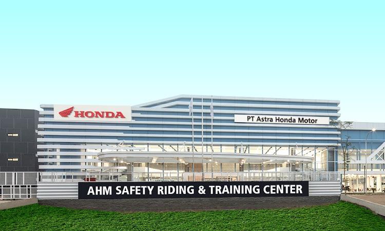 Fasilitas Safety Riding Terbesar di Asia Tenggara Dimiliki oleh AHM