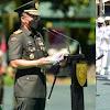 Pangdam Hasanuddin, Jadilah Prajurit Hebat dan Profesional Serta Dicintai Rakyat