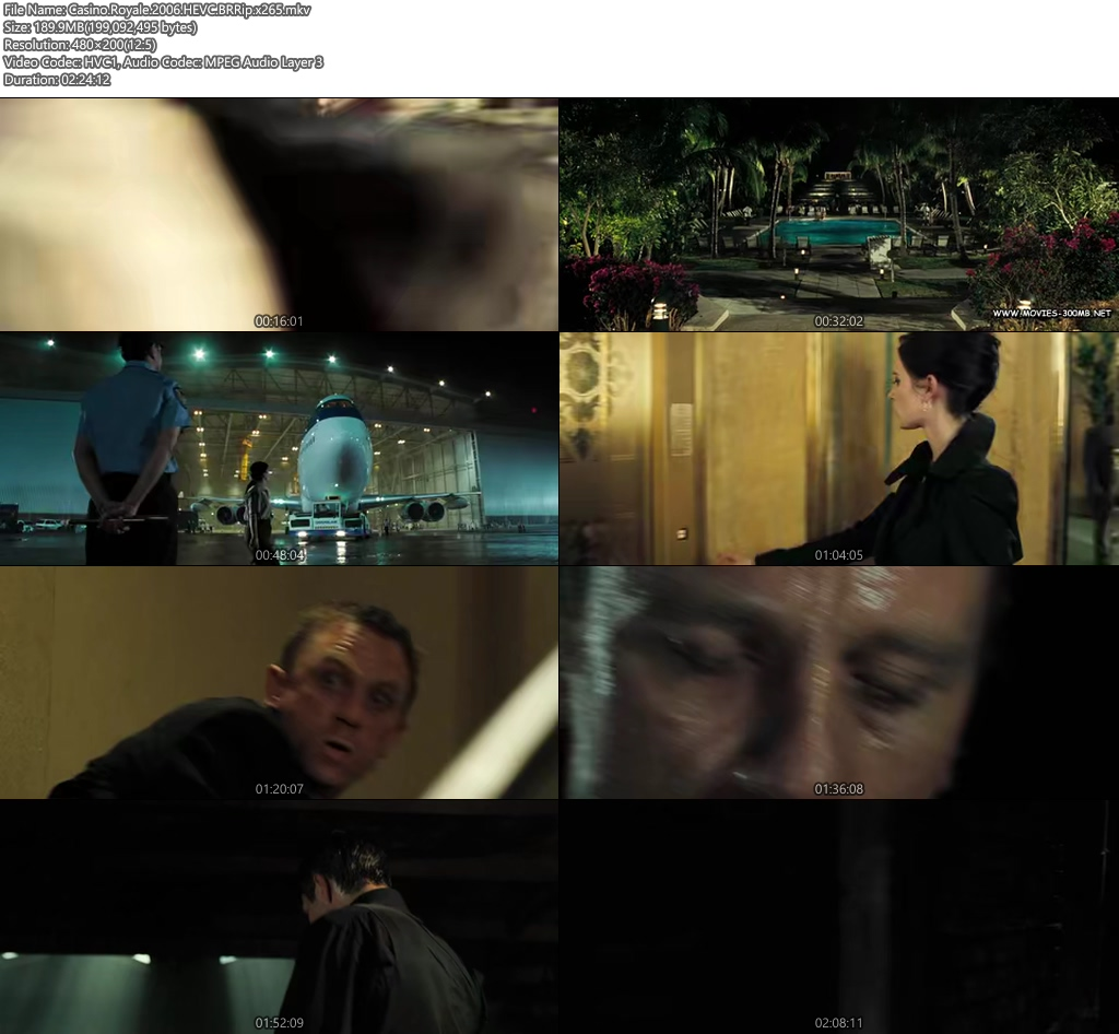 casino royale download 300mb