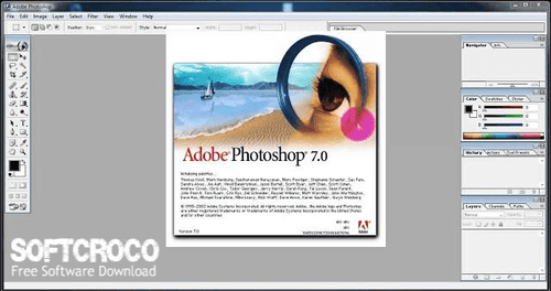 Download Adobe Photoshop 7.0 Free For Windows PC