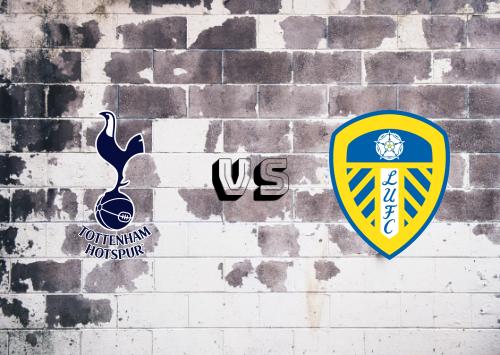 Tottenham Hotspur vs Leeds United  Resumen y Partido Completo