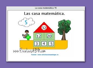 La casa matemática T5.