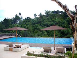 Informasi tentang Kamar di The Green Forest Resort Sersan Bajuri